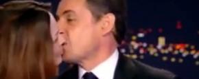 Onderzoek Naar Schattig Kusje Sarkozy