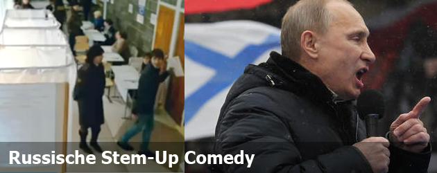 Russische Stem-Up Comedy