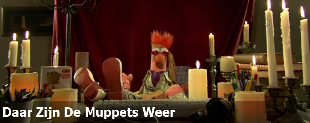 Daar Zijn De Muppets Weer