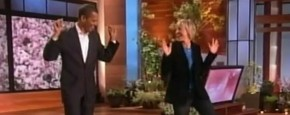 Dancing with Obama