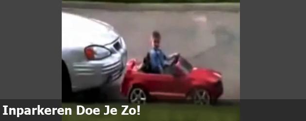 Inparkeren Doe Je Zo!