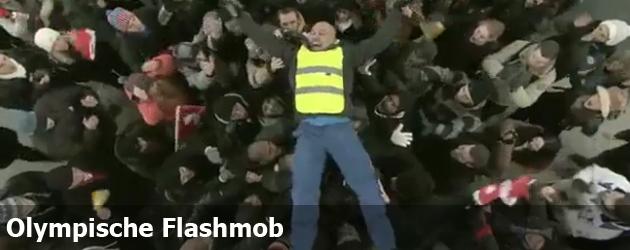 Olympische Flashmob