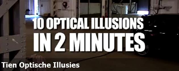 Tien Optische Illusies
