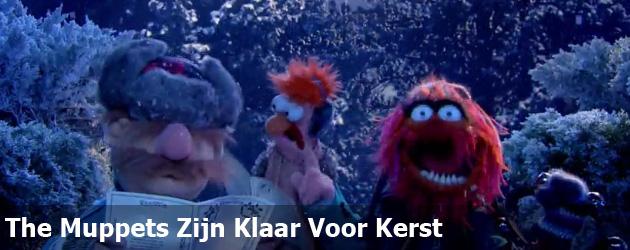 The Muppets Zijn Klaar Voor Kerst