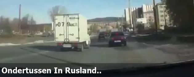 Ondertussen In Rusland..