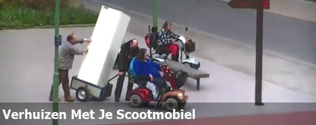 Verhuizen Met Je Scootmobiel
