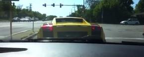 Hele Dikke Lamborghini Fail