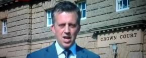 BBC Verslaggever Is Zijn Tekst Kwijt