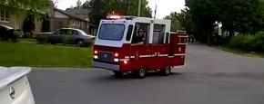 De Allerkleinste Brandweerwagen Ooit