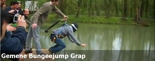 Gemene Bungeejump Grap