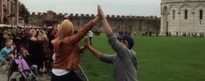 Toeristen Pesten In Pisa