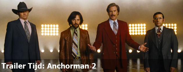 Trailer Tijd: Anchorman 2