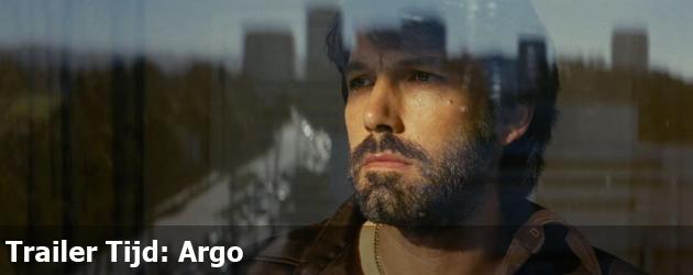 Trailer Tijd: Argo