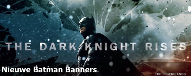 Nieuwe Batman Banners