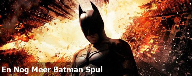En Nog Meer Batman Spul