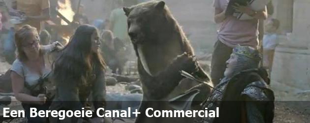 Een Beregoeie Canal+ Commercial