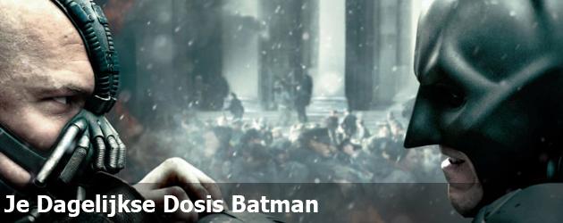 Je Dagelijkse Dosis Batman