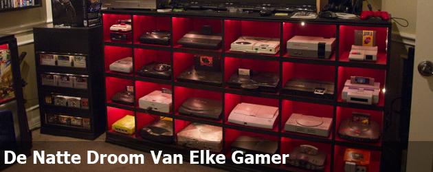 De Natte Droom Van Elke Gamer