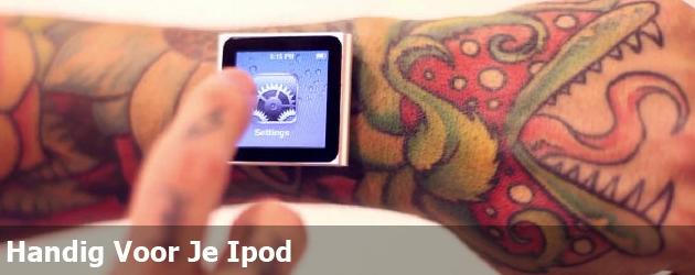 Handig Voor Je Ipod