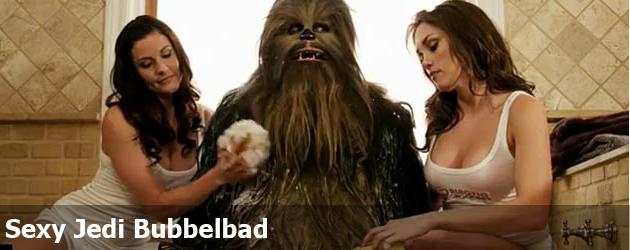 Sexy Jedi Bubbelbad