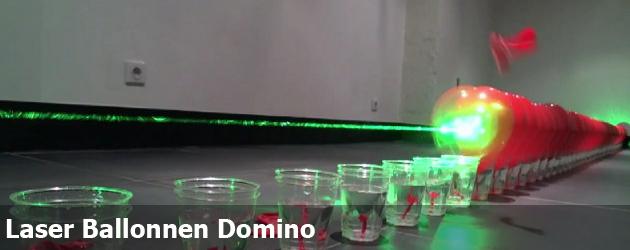 Laser Ballonnen Domino