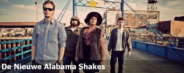 De Nieuwe Alabama Shakes