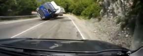 Het Ultieme Russische Dashcam Filmpje