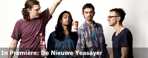 In Première: De Nieuwe Yeasayer