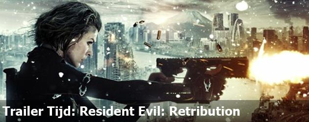 Trailer Tijd: Resident Evil: Retribution