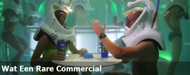 Wat Een Rare Commercial