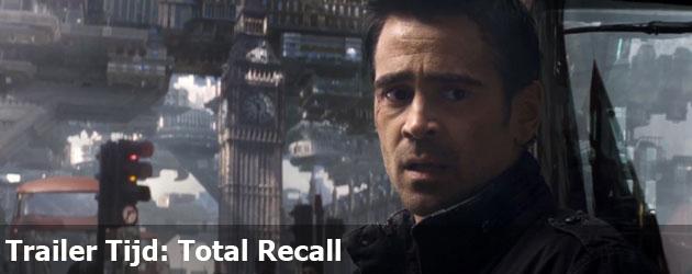 Trailer Tijd: Total Recall
