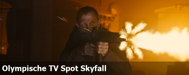 Olympische TV Spot Skyfall