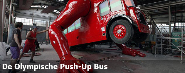 De Olympische Push-Up Bus