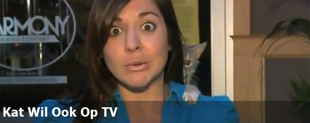 Kat Wil Ook Op TV
