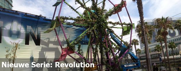 Nieuwe Serie: Revolution