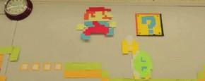 Super Mario Op Kantoor