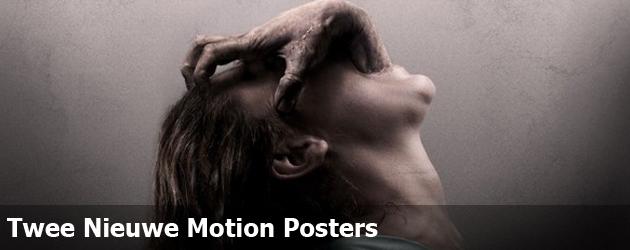 Twee Nieuwe Motion Posters