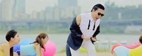 YouTube Hit: Gangnam Style