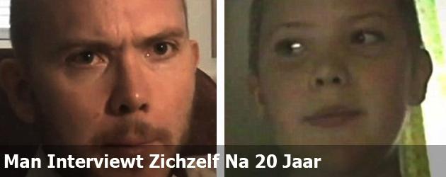 Man Interviewt Zichzelf Na 20 Jaar