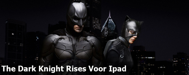 The Dark Knight Rises Voor Ipad