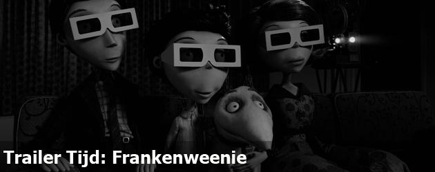 Trailer Tijd: Frankenweenie