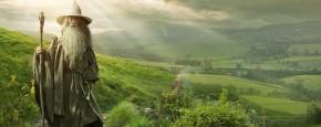 Enorme Banner The Hobbit