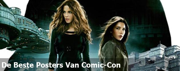 De Beste Posters Van Comic-Con