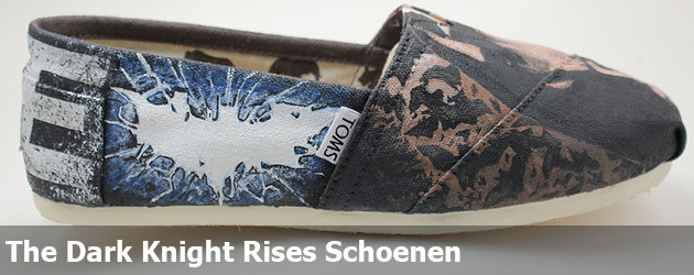 The Dark Knight Rises Schoenen