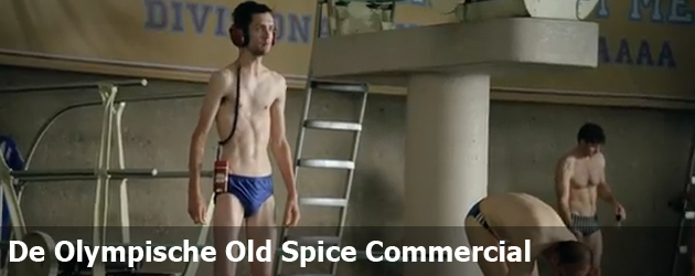 De Olympische Old Spice Commercial