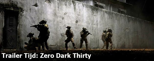 Trailer Tijd: Zero Dark Thirty