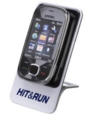 De Hit & Run Telefoonhouder