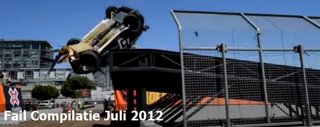 Fail Compilatie Juli 2012