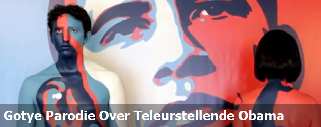Gotye Parodie Over Teleurstellende Obama