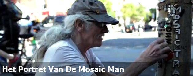 Het Portret Van De Mosaic Man